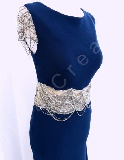 Création robe soirée Saint-etienne