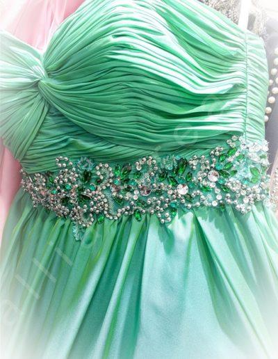 Création robe soirée Annonay