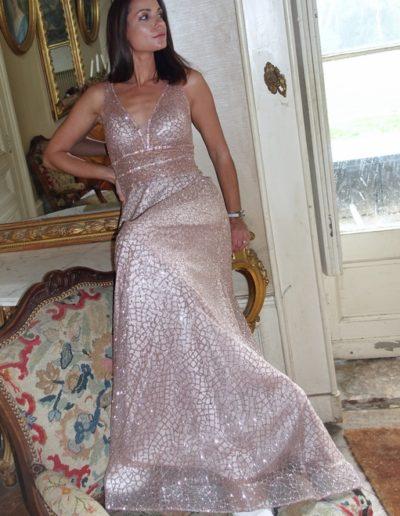 Création robe soirée Givors