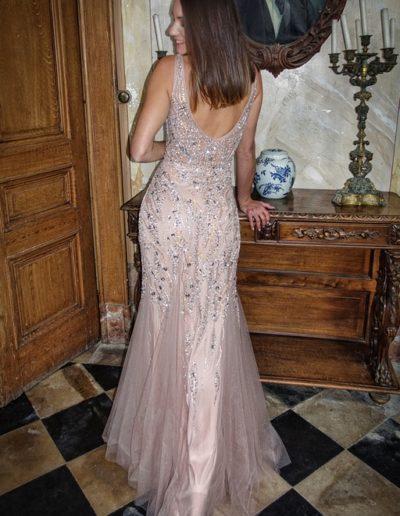Création robe soirée Le Puy en Velay