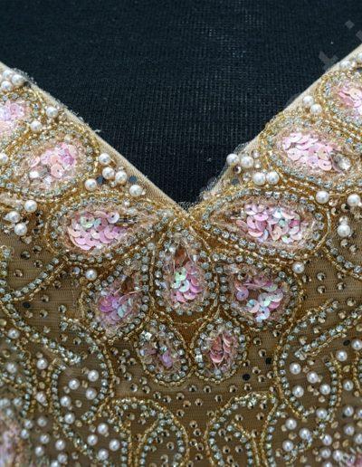 Création robe soirée Clermont-Ferrand