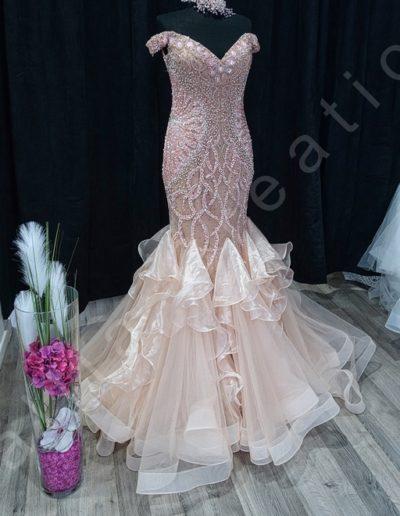 Création robe soirée à Feurs