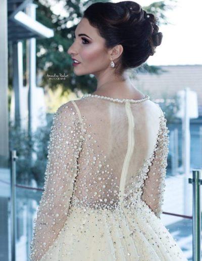 Robe de mariée vers Feurs