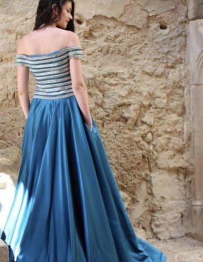 Création robe de mariée Montbrison
