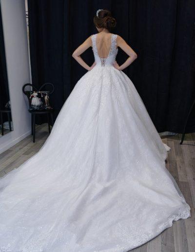 Robe de mariée vers Yssingeau