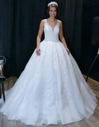 Robe de mariée vers Saint-Chamond