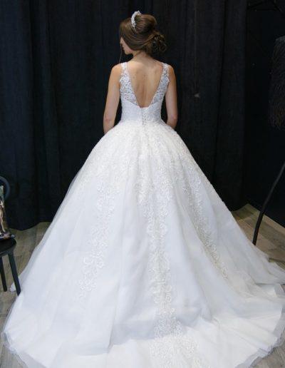 Robe de mariée vers Saint-Etienne