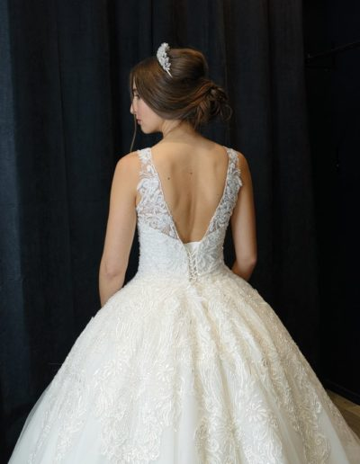 Robe de mariée à Saint-Galmier