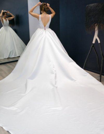 Robe de mariée Andrézieux-Bouthéon